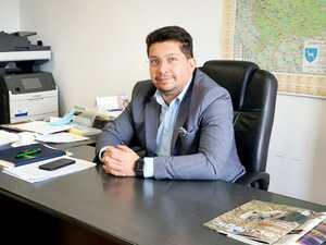 Comisar Sef Vlad DRUGA GARDA DE MEDIU DAMBOVITA