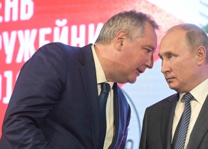 Rusia-NASA