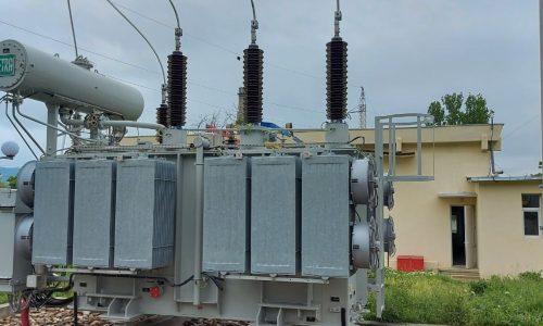 Statia Satuc – trafo 110-20 kV
